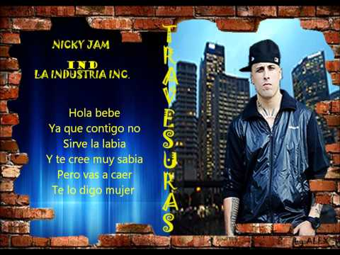 Nicky Jam  - Travesuras (video oficial)