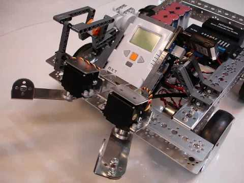 TETRIX PS2 Robot