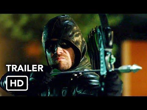"Arrow 6x10 Trailer ""Divided"" (HD) Season 6B Trailer"