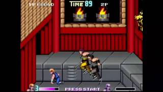 Double Dragon Reloaded - Alternate OPENBOR Gameplay PARTE 2/2