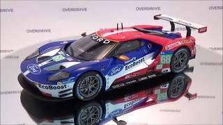 Carrera Digital 132 Ford GT Le Mans 2016 30771