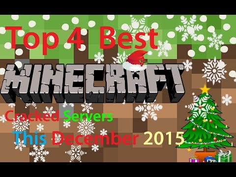 Top 4 Best Cracked Servers for 1.8 this [December 2015]
