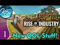 Rise Of Industry Ep 1 NEW QOL IMPROVEMENTS ALPHA 6RC4 Let S Play Gameplay mp3
