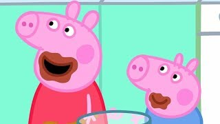 Peppa Pig English Episodes - 1 Hour Special Peppa Pig Official