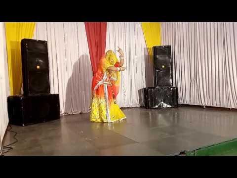 Runak junak payal and banri gulab ka phull song dance in rajasthani style