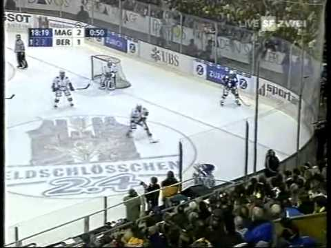 Spengler Cup 2005 - Spiel 3 - Magnitogorsk - Berlin 4-3SO - alle Tore