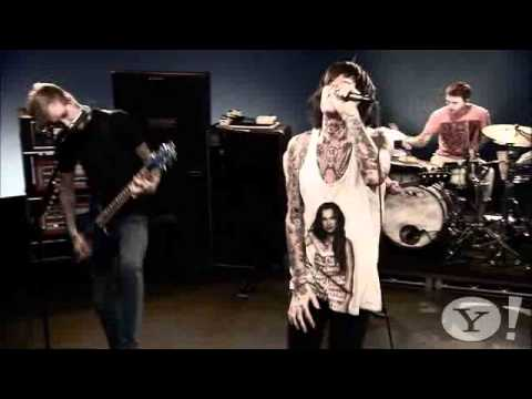 Bring Me The Horizon - It Never Ends (exclusive Performance Yahoo! Music) video
