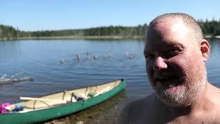 Jack Mountain Bushcraft Vlog 102 | Underwater Baskets