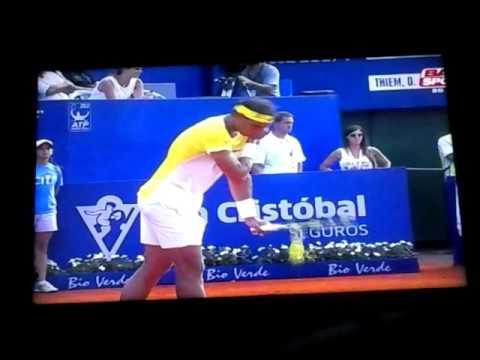 Rafael Nadal vs Dominic Thiem -  Buenos Aires