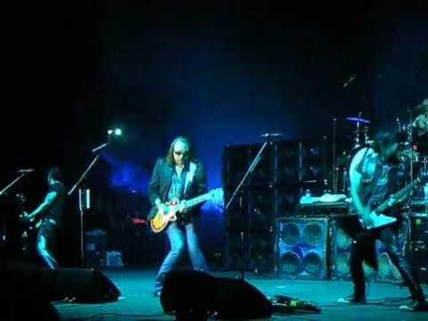 Ace Frehley - Snow Blind / I Want You - Brookhaven Amphitheatre, NY 9-2-2012