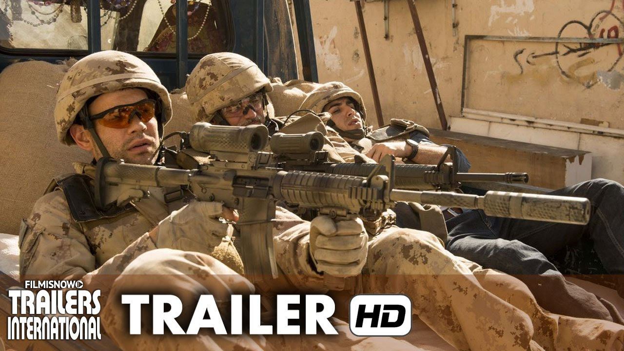 HYENA ROAD Official Trailer - War Drama Movie [HD]