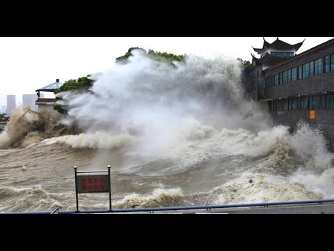 China Typhoon impacts 6.7 million; Guantanamo Detainee Goes Missing & more headlines