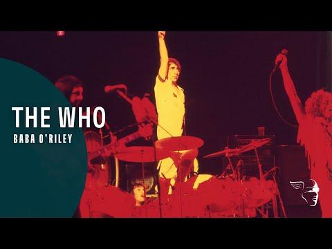 The Who - Baba O'Riley (Live @ Texas, 1975)