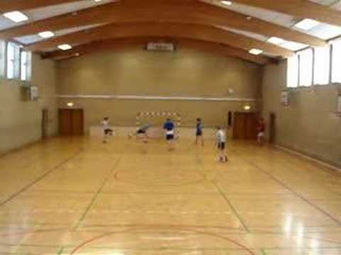 AC04: Indoor football training (incl. hangover) 4/3 2007