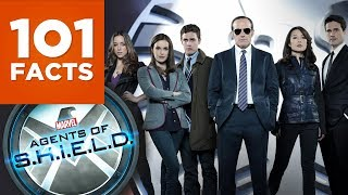 101 Facts About Marvel's Agents of SHIELD