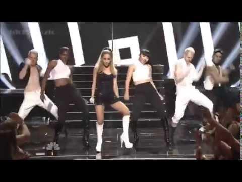 Ariana Grande - Problem (Live Performance iHeart Radio Music Awards 2014)