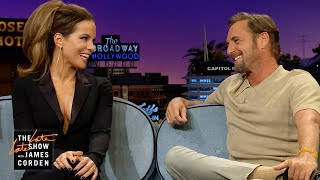 Josh Lucas's Son Had A Way Better First Kiss Than Kate Beckinsale