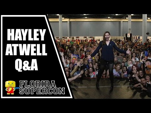 Hayley Atwell Q&A at Florida Supercon 2015