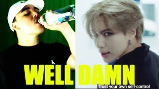 Thirsting For Taemin Taemin Want Mv Reaction