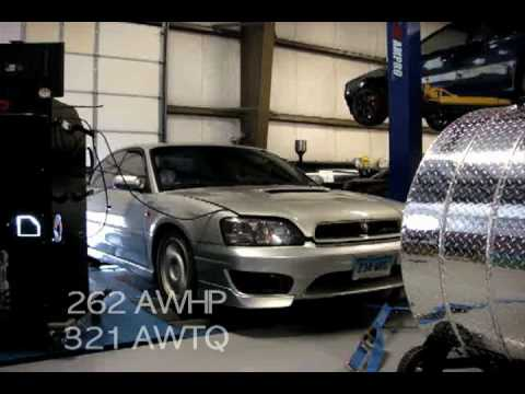 Subaru Legacy JDM EJ25 Swap