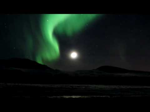 Aurora Borealis Aura (HD) Video