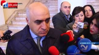 «Samvel Alexanyane gortsarar che, isk hamakarge tuyl chi talis patjel deputatin»․ Arsen Ghazaryan