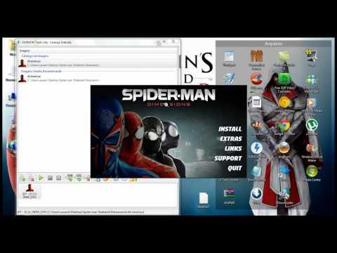 Como baixar e instalar o Spider man Shattered Dimensions