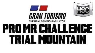 PAGANI! Let's Play Gran Turismo 3 A-Spec Professional League MR Challenge Trial Mountain
