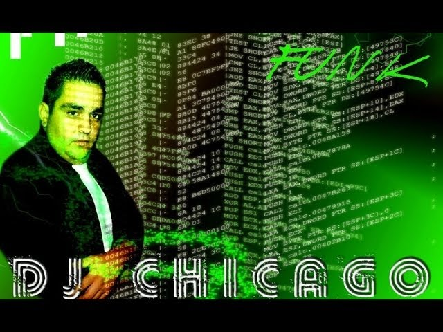 DJ CHICAGO  FUNK AO VIVO