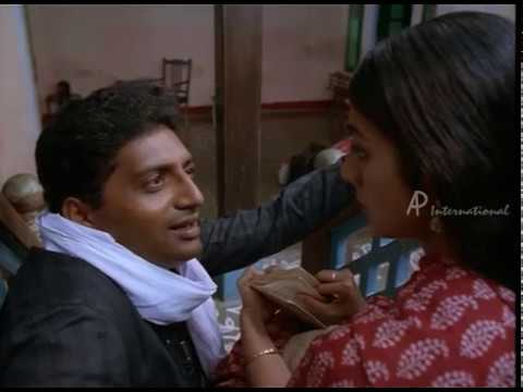 Iruvar - Tabu walks out for Prakashraj