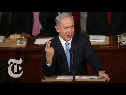 Netanyahu Warns Against Iran Nuclear Deal in Speech to Congress | The New York Times