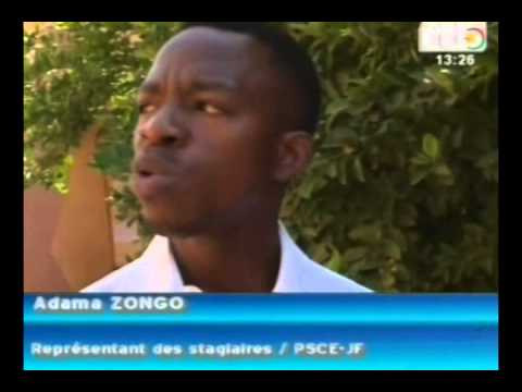 Burkina Faso : Programmes spéciale de création d'emploi pour les jeunes et les femmes