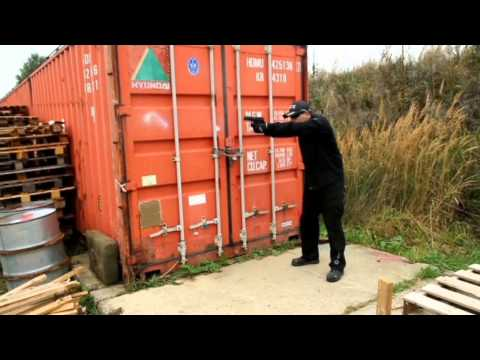 CZ P-09 9mm automatic pistol strength tests Czech Republic small arms manufacturer Army Recognition
