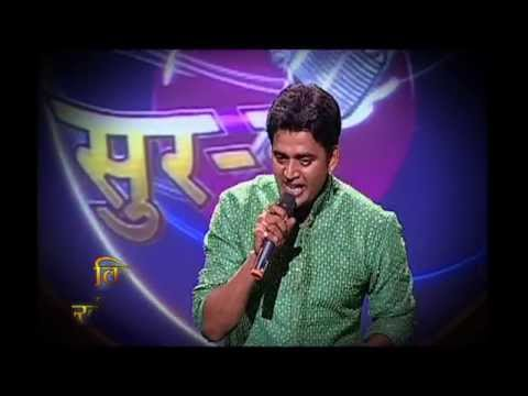 Alok Pandey [ Introduction ] In [sur Sangram] Mahuaa Chanel........must Watch video
