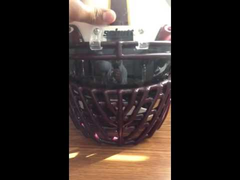 Schutt Big Grill Face Mask(Part 2)