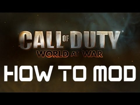 How to Mod World At War Zombies & Multiplayer On PS3   No Xploder Or Jailbreak!