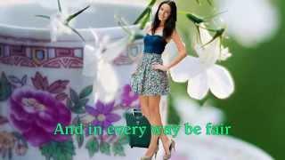 If I Give My Heart To You - DORIS DAY - With lyrics