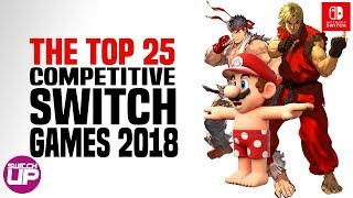 Before Smash Ultimate arrives on Switch: 25 Great Competitive Multiplayer Games