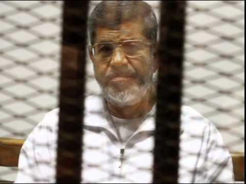 Egypt's deposed President Morsi appeals death sentence