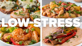 Low-Stress Family Dinners