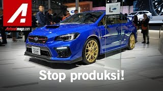 Subaru WRX STI EJ20 Final Edition