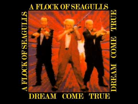 A Flock Of Seagulls - Heartbeat Like A Drum