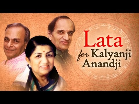 Lata Mangeshkar For Kalyanji Anandji - Vol 1 -  Top 10 Lata Songs video