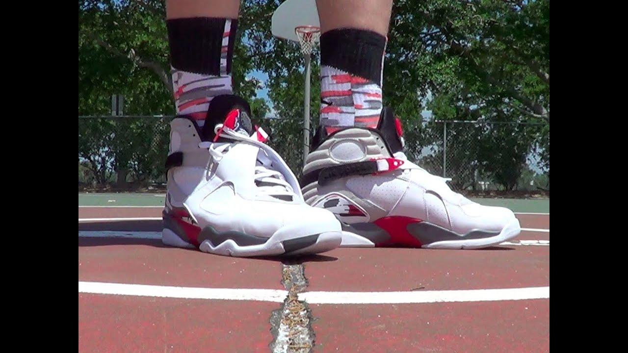 2013 Air Jordan Retro ... Bugs Bunny 8s Outfit