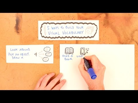 5 Ways To Build Your Visual Vocabulary