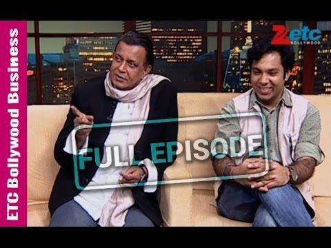 Mithun Da, Vibhu Puri in conversation with Komal Nahta | ETC Bollywood Business | Jan 28, 2015