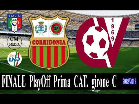 Finale play off: Corridonia- Casette Verdini. Gol e interviste