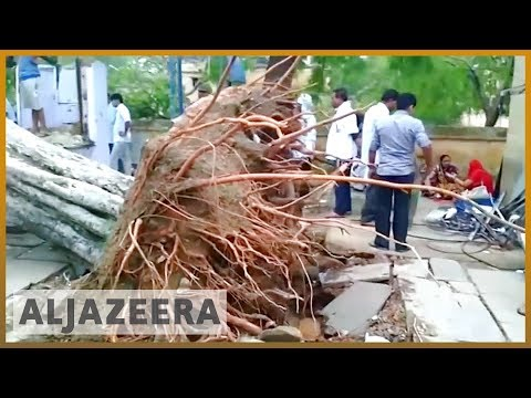 🇮🇳 Scores dead as dust storm and heavy rain sweeps through India | Al Jazeera English