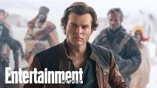 'Solo': Who Is Alden Ehrenreich? All The Details | Story Behind The Story | Entertainment Weekly