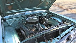 Classic Mopar Ride Along - 1967 Chrysler Newport - 383 with Hughes Whiplash Cam